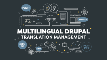 Multilingual Drupal - Part 2: Translation Management