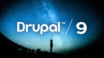 Ground control to Drupal 9