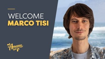 Image of new Lead Frontend Developer, Marco Tisi